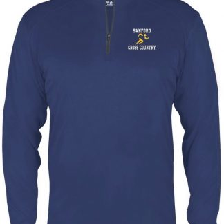1/4 Zip Pullover (Youth)