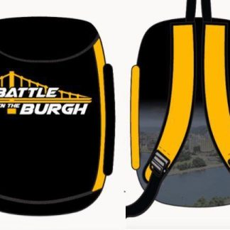 Battle in the Burgh Backpack