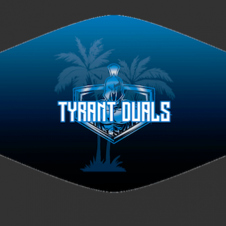 Tyrant Duals '21 Face mask